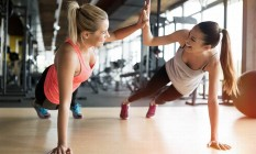 O corpo libera substâncias que nos dão sensações de prazer durante as atividades físicas Foto: Fotolia
