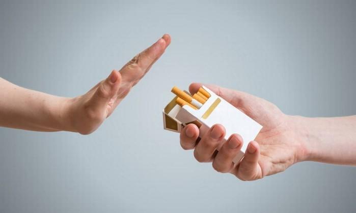 Fumar como deixar de fumar para lançar