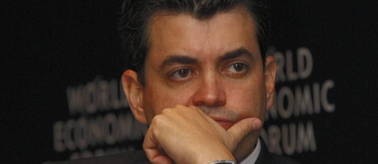 Carlos Fadigas, ex-presidente da Braskem Foto: André Teixeira / 28-4-2011