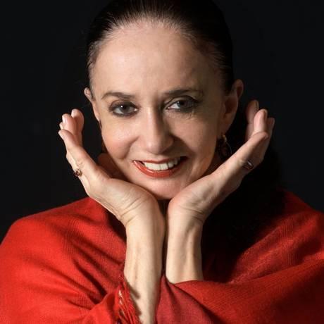 Referência no balé clássico internacional, a niteroiense Marcia Haydée comemora seu 80º aniversário na próxima terça-feira Foto: divulgação/patricio melo