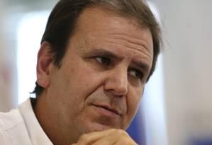 Empreiteiro disse que empresa não foi favorecida em obras da prefeitura Foto: Custódio Coimbra/ 28-12-2016