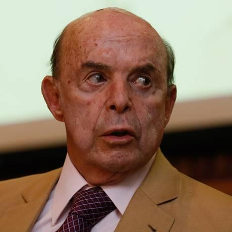 Francisco Dornelles teria recebido R$ 500 mil de propina a pedido de ex-diretor da Petrobrás Foto: Pablo Jacob / Agência O Globo