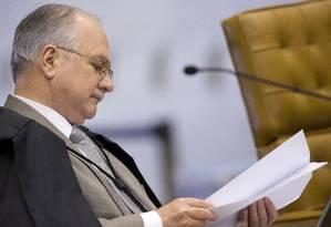 O ministro Edson Fachin, relator da Lava-Jato no Supremo, terá de ser rígido para evitar atrasos, avaliam colegas Foto: Jorge William/13-3-17