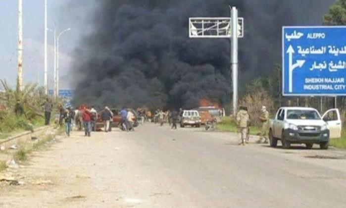 Ao menos 112 mortos em atentado contra civis na Síria