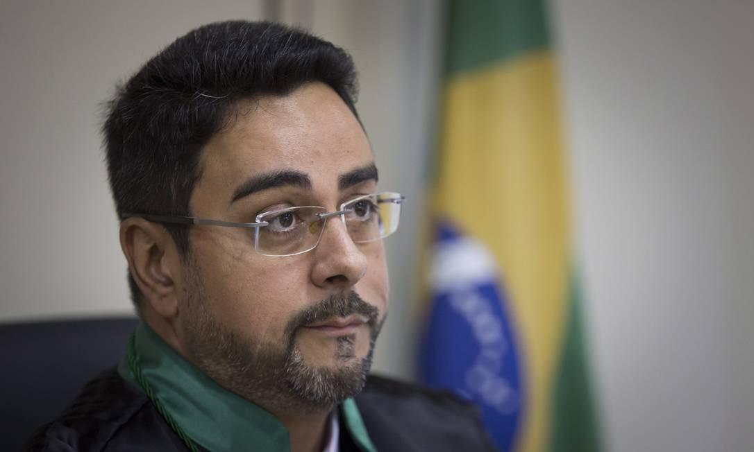 Juiz Marcelo Bretas, responsável pela Lava-Jato no Rio Foto: Leo Martins / O Globo