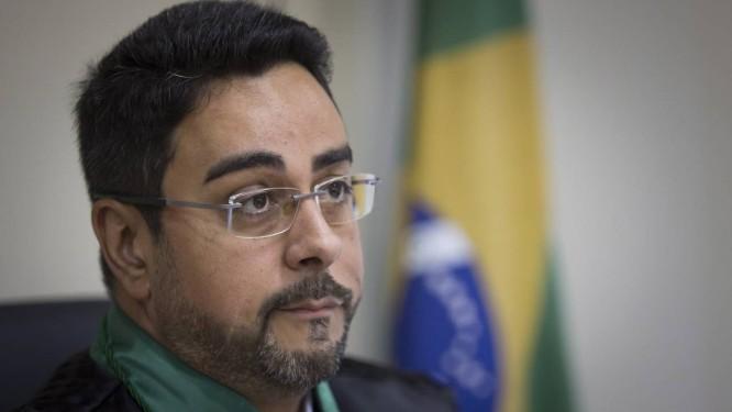 Juiz Marcelo Bretas, responsável pela Lava-Jato no Rio Foto: Leo Martins / Agência O Globo
