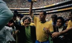 Copa do Mundo de 1970 Foto: Gianni Foggia / AP
