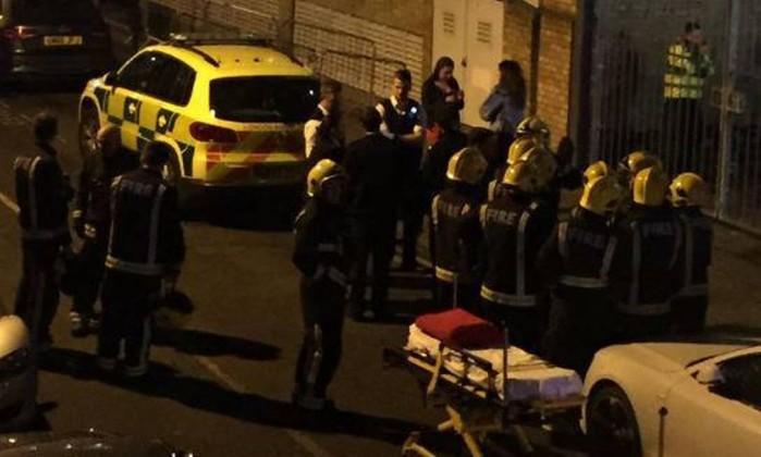 Substância ácida é lançada em boate de Londres e deixa feridos