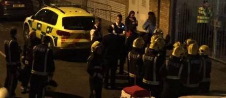 Polícia investiga queimaduras por 'substância nociva' em boate londrina Foto: Reprodução/Twitter