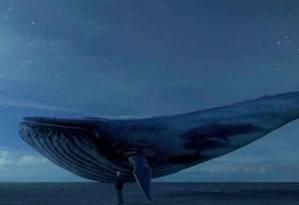 O jogo da Baleia Azul teria surgido na Rússia Foto: Reprodução do Facebook