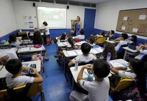 Foto Domingos Peixoto / Agência o Globo