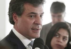 O governador do Paraná, Beto Richa (PSDB) Foto: Jorge William / 12-11-2013