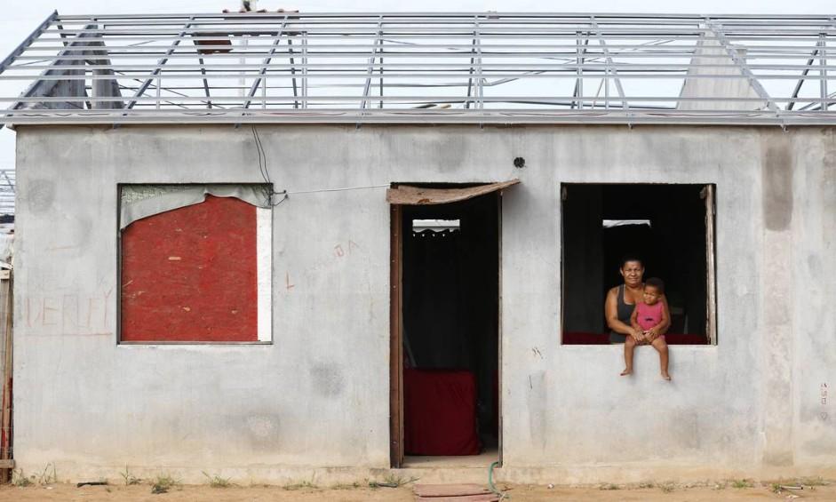 A citação do casal Anthony e Rosinha Garotinho na delação da Odebrecht chamou atenção para um obra da empresa em Campos (RJ) Foto: Pablo Jacob / Agência O Globo