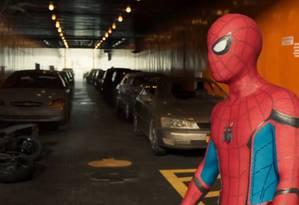 'Homem-Aranha: De volta para casa' Foto: Divulgação