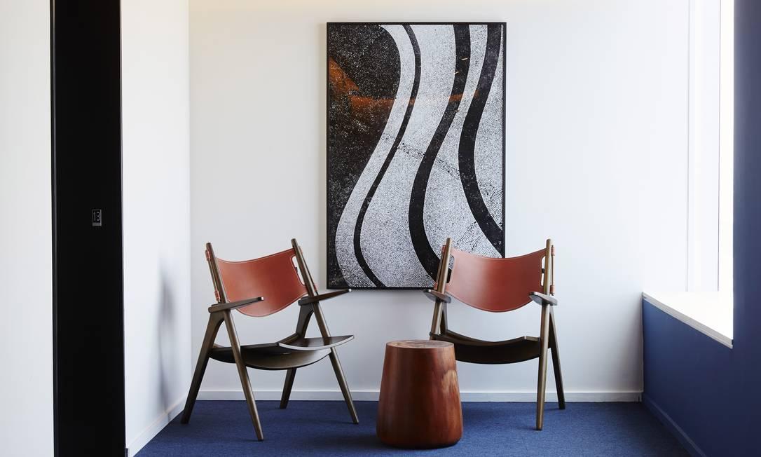 O projeto do Grand Mercure é assinado pelo arquiteto francês Jean Michel Wilmotte, que tem em seu portfólio grandes obras como o Palais de la Mutualité, em Paris. Mesmo assim, a grande inspiração do prédio é o Brasil Guto Costa