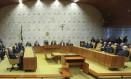 O plenário do Supremo Tribunal Federal Foto: Ailton de Freitas / Agência O Globo 22/03/2017