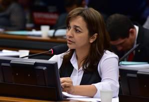 Eliziane Gama pediu que PF investigue Baleia Azul Foto: Câmara dos Deputados