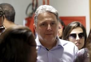 O ex-governador Anthony Garotinho nega acusações de delatores da Odebrecht Foto: Gabriel de Paiva/20-02-2017 / Agência O Globo