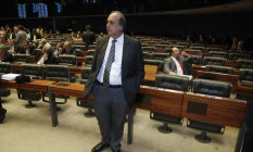 O governador do Rio de Janeiro, Luiz Fernando Pezão Foto: Aílton de Freitas / Agência O Globo