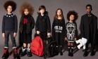 A coleção infantil da Givenchy Foto: Divulgação