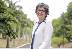 Celina Turchi, pesquisadora da Fiocruz, também foi apontada pela Nature como uma das cientistas mais influentes do mundo Foto: Hans von Manteuffel / Agência O Globo