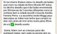 Robson Silvério dos Anjos, de 24 anos, foi preso por ter enviado ameaça a crianças da cidade de Novo Mundo, no Mato Grosso