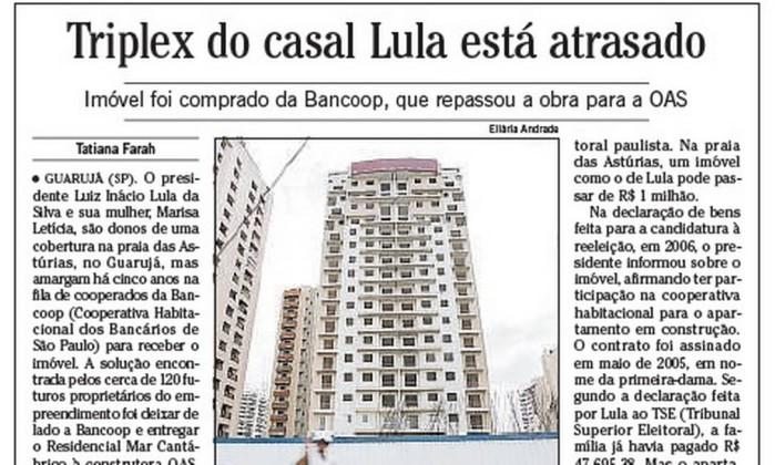 Lula: Moro tem uma mente doentia