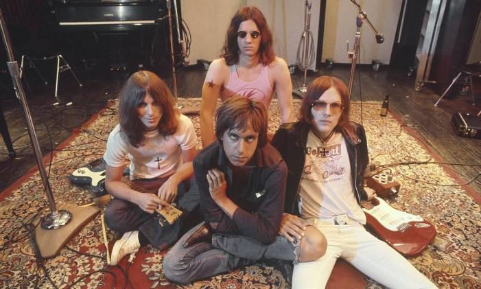 Iggy Pop & The Stooges Foto: Divulgação