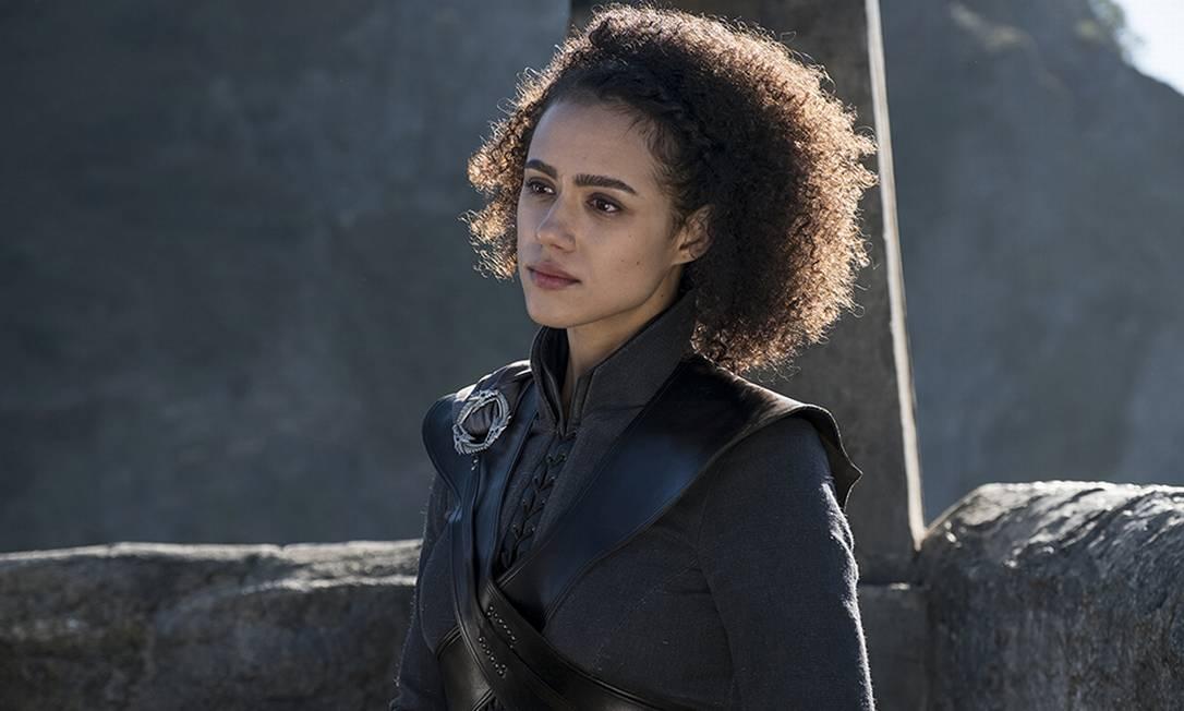 Nathalie Emmanuel como Missandei HBO