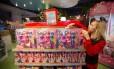 Barbies à venda na Rússia Foto: Andrey Rudakov / Bloomberg/31-3-2015