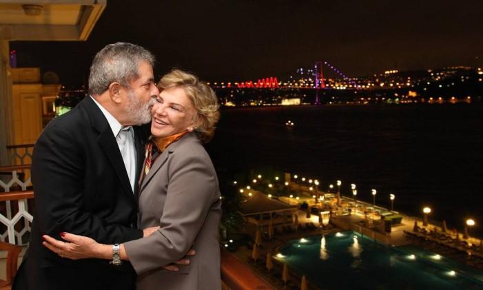 Dona Marisa Letícia ex-primeira dama do Brasil. Foto: Ricardo Stuckert Foto: Ricardo Stuckert / Agência O Globo