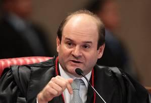 Ministro Tarcísio Vieira Foto: TSE