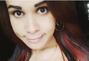 Samily Guimarães, de 22 anos, foi morta em Belford Roxo Foto: Reprodução