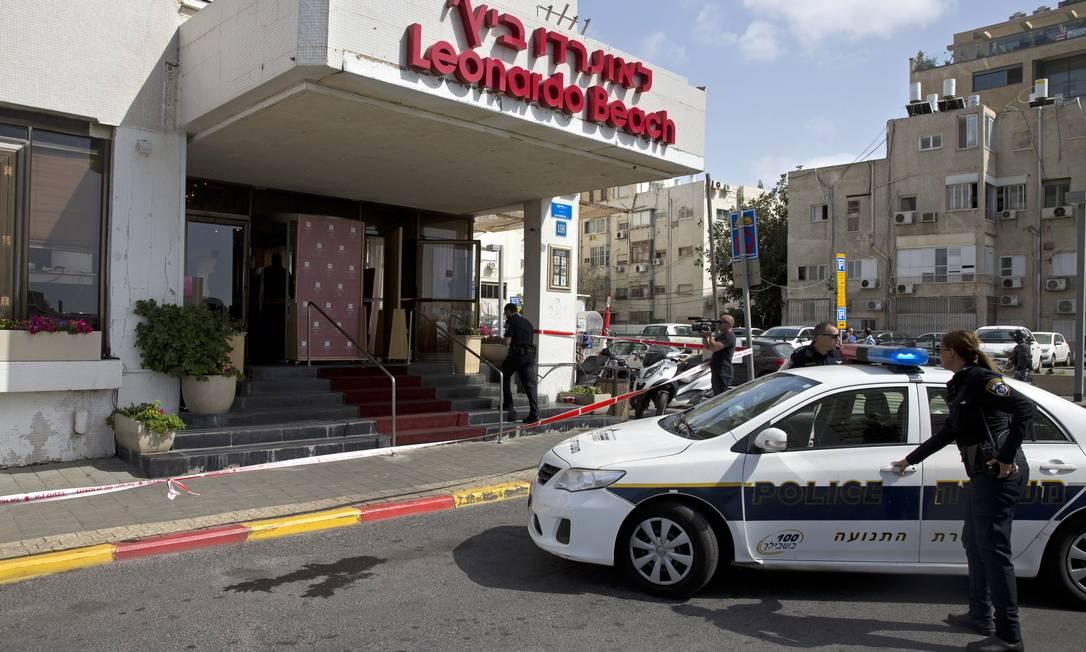 Jovem palestino fere quatro em ataque em Israel