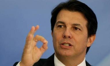 O deputado Arthur Maia (PPS-BA) em entrevista coletiva no Palácio do Planalto Foto: UESLEI MARCELINO / REUTERS