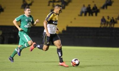 Criciúma derrotou a Chapecoense por 1 a 0 pela última rodada do segundo turno do Catarinense Foto: Divulfação/Criciúma