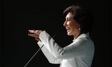 Maria Silvia Bastos Marques, presidente do BNDES