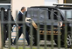 O ex-governador Sérgio Cabral ainda não tem data para prestar depoimento Foto: AGB Geraldo Bubniak/ Agência O Globo