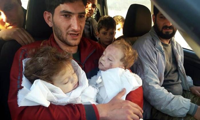 Governo Trump deve lançar novas sanções contra a Síria, dizem autoridades