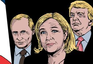 Aliança entre líderes: A revista