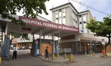 Pacientes com câncer do Hospital Federal de Bonsucesso sofrem com a falta de medicamentos, superlotação e equipe reduzida de médicos Foto: Márcia Foletto / Agência O Globo