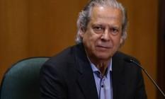 Preso desde 2015, José Dirceu pode ganhar liberdade nesta terça-feira Foto: Geraldo Bubniak 31/08/2015 / Agência O Globo