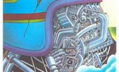 Capa do livro 'Zen e a arte da manutenção de motocicletas' Foto: Reprodução