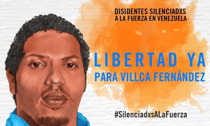 Villca Fernandés foi indiciado por crimes de incentivo ao ódio e divulgação de informações falstas Foto: Anistia Internacional