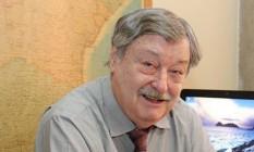 Jornalista Carlos Chagas Foto: EBC