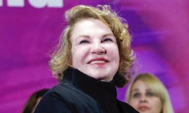 A ex-primeira-dama Marisa Letícia Foto: Heinrich Aikawa/ Instituto Lula 15/08/201