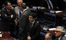 Senado aprova PEC que acaba com o foro privilegiado para 35 mil autoridades Foto: Givaldo Barbosa / Agência O Globo