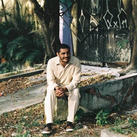 O rapper Criolo Foto: Caroline Bittencourt / Divulgação