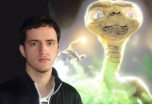 O estudante Bruno Borges, de 25 anos, está desaparecido há um mês Foto: Facebook/Reprodução