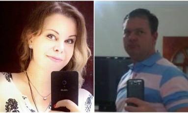 Cristiano Romualdo, de 39 anos, não aceitou que Denise Stella, 31, continuasse com a gravidez e a matou na última segunda-feira Foto: Facebook/Reprodução